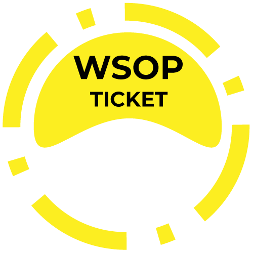 Wsop ticket HSOP