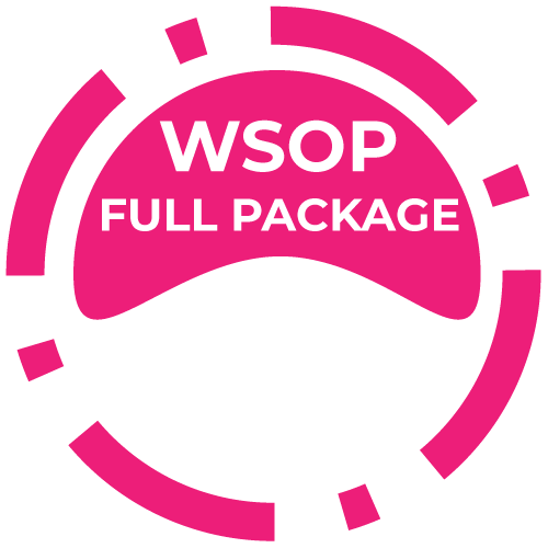 Wsop full package HSOP