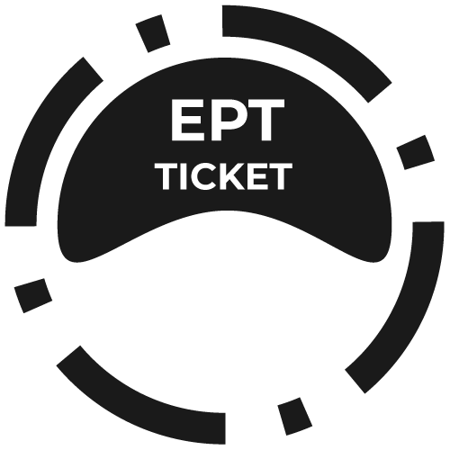 Ept ticket HSOP