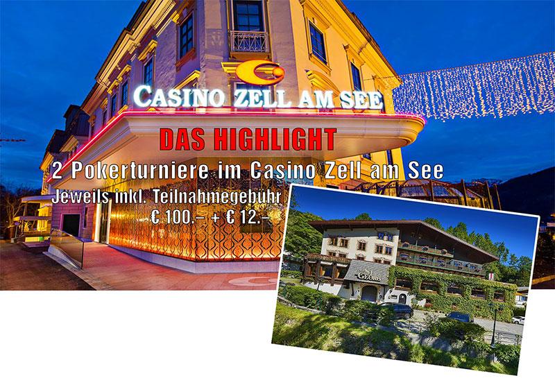 Die 4-Tages HSOP-Pokerreise nach Zell am See 2020 | Helvetic Series of Poker